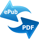Free ePub to PDF Converter icon