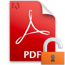 Free PDF Password Remover icon