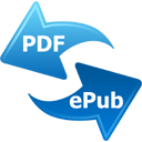 Free PDF to ePub Converter icon