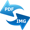 Free PDF to Image Converter icon