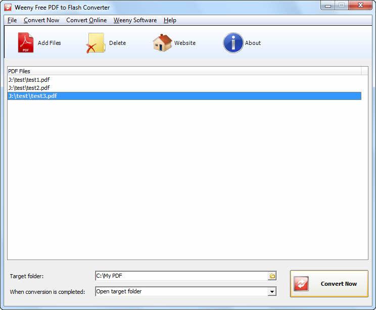 Open qrp file online