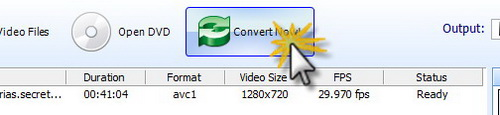 Free Video Converter Screenshot 4