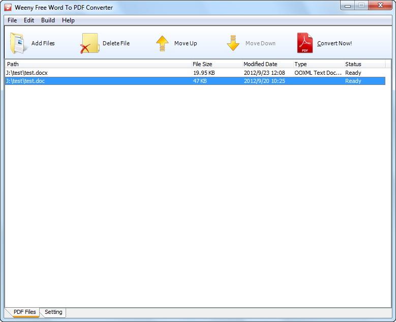 docx to pdf convertor