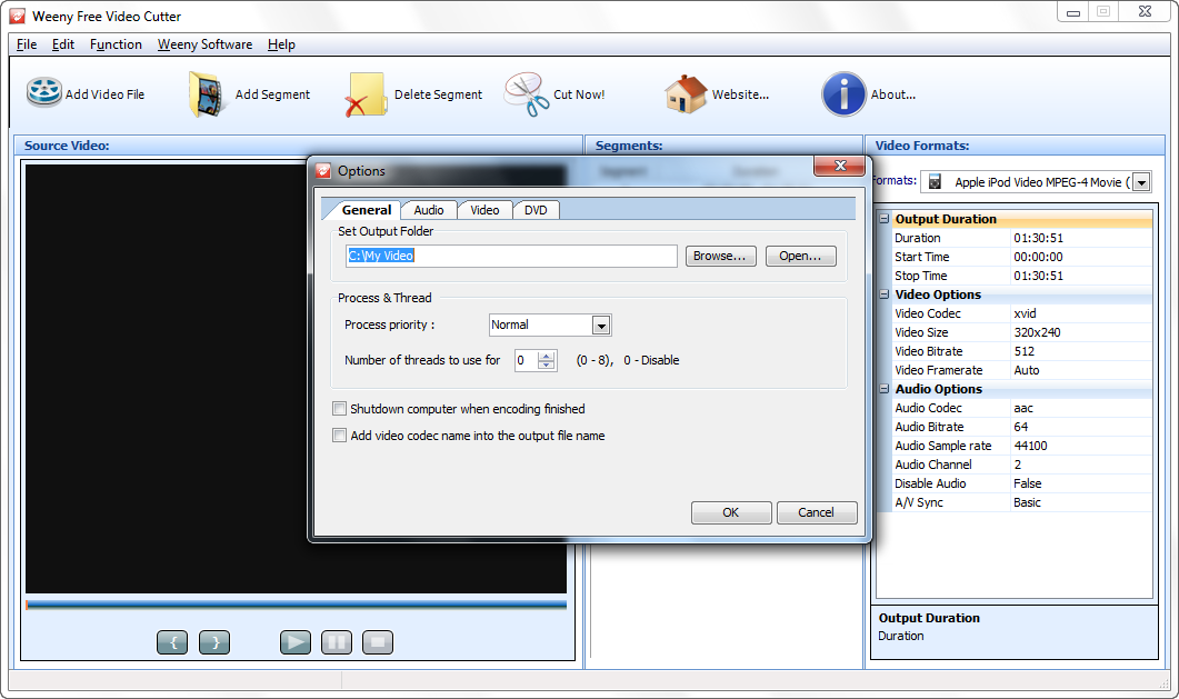 Download video cutter for windows