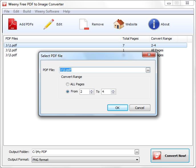 Free PDF to Image Converter Download